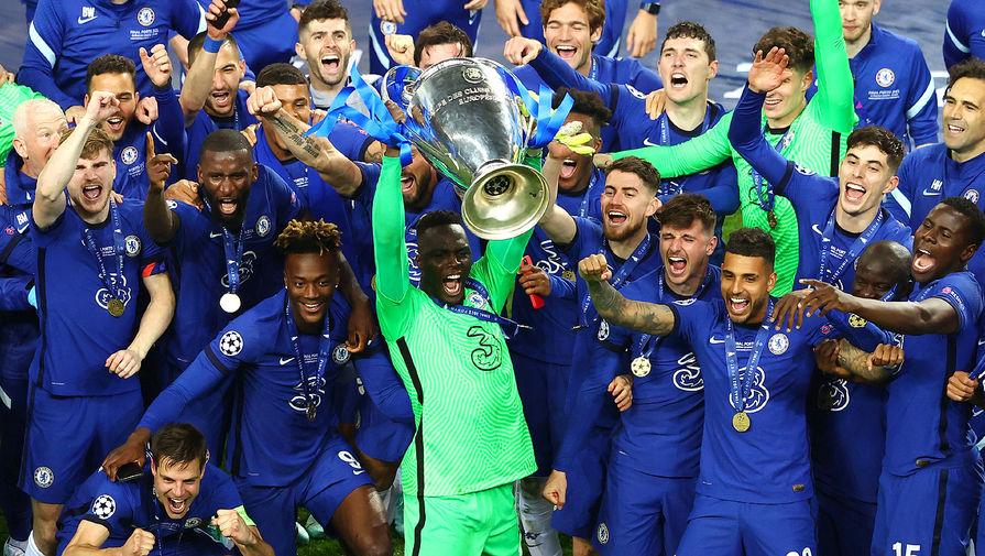 Экс-форвард 'Челси' Дрогба поздравил команду с победой в ЛЧ