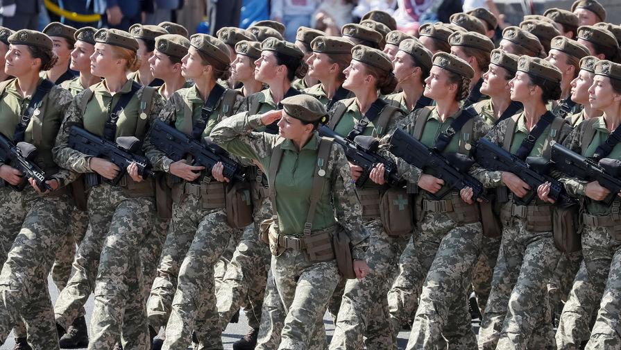 На Украине переименовали воинский праздник ради гендерного равенства