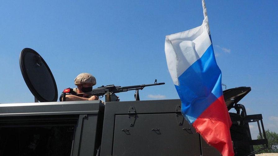 Российские средства ПВО отразили атаку на авиабазу в Сирии