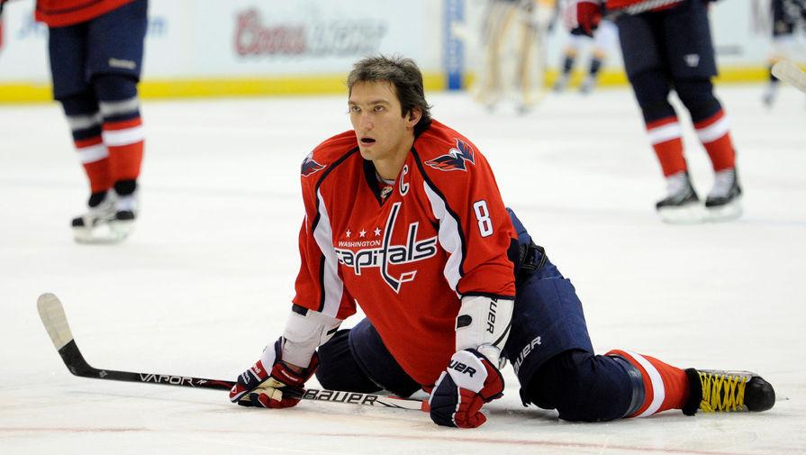 Овечкин не смог принять участие в 155 играх НХЛ
