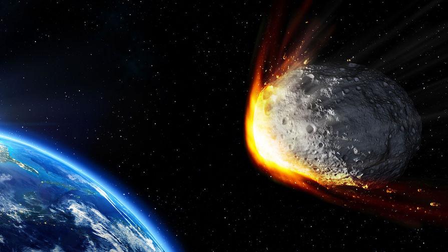 Астероид размером со стадион летит к Земле