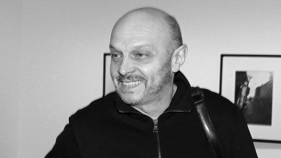 В Москве приостановили поиски утонувшего в реке основателя группы 'Звуки Му'