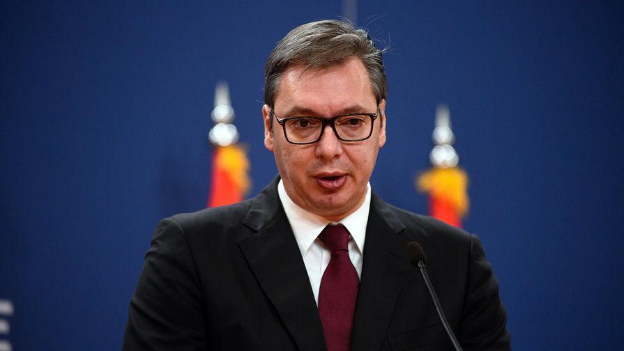 Президент Сербии заявил о возможности производства вакцины 'Спутник V' внутри страны