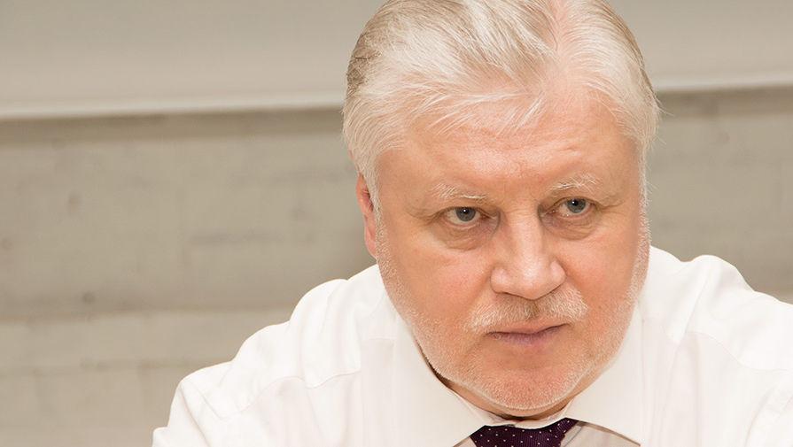 Миронов призвал возбудить против Невзорова дело после слов о Космодемьянской