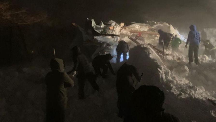 Спасенным из-под лавины в Норильске оказался подросток