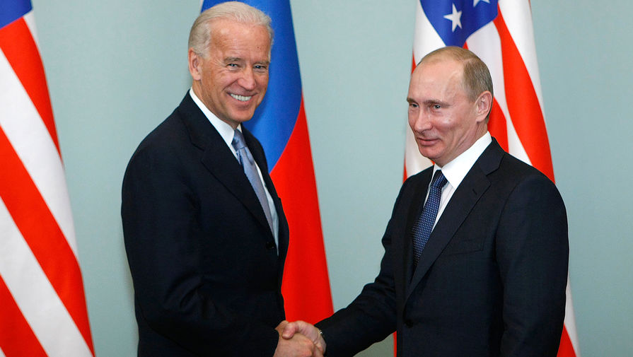 Politico назвал возможные места встречи Путина и Байдена