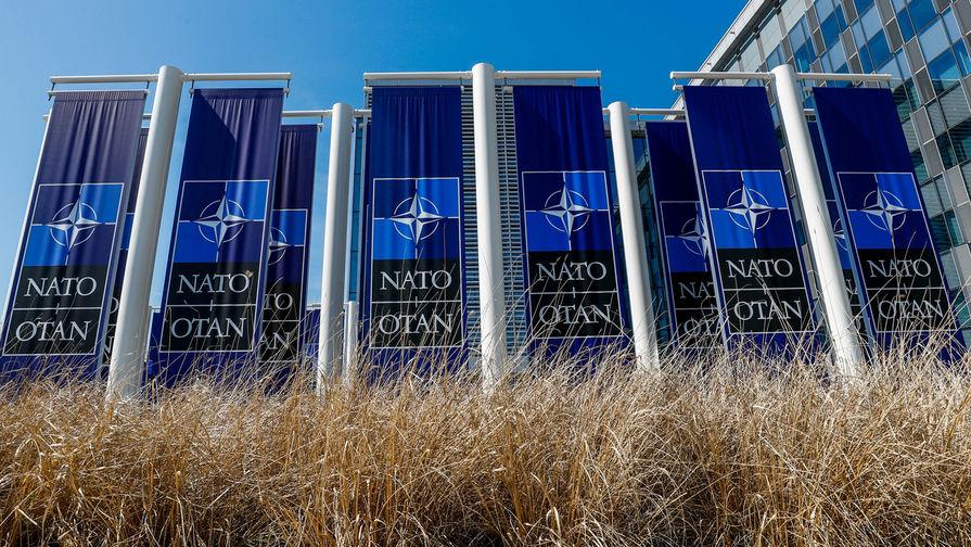 Главы МИД НАТО впервые с начала пандемии встретятся очно