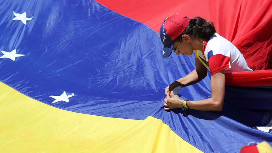 Венесуэла объявила посла ЕС персоной нон грата