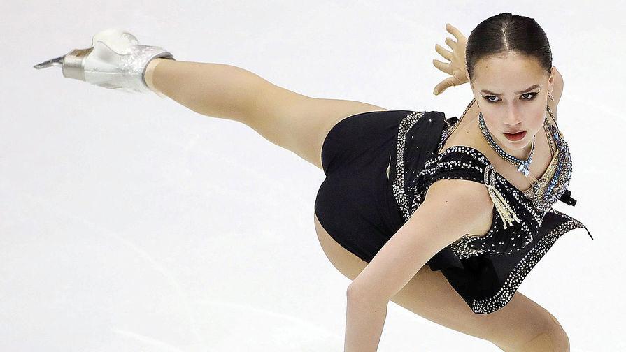 Олимпийская чемпионка отметила красивые ноги и грудь Загитовой