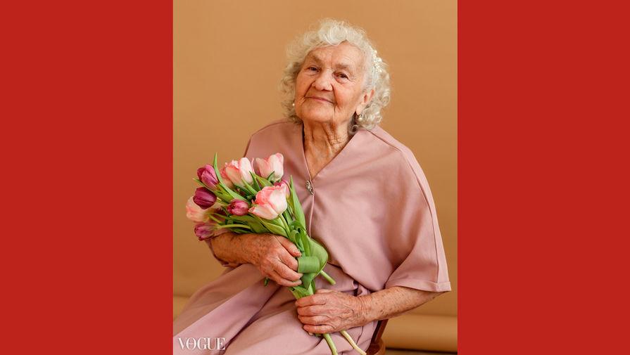 Пенсионерка из Челябинска попала на страницы итальянской версии Vogue