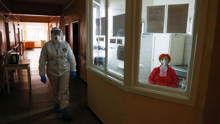 На Украине зафиксирован рекорд по количеству смертей из-за коронавируса