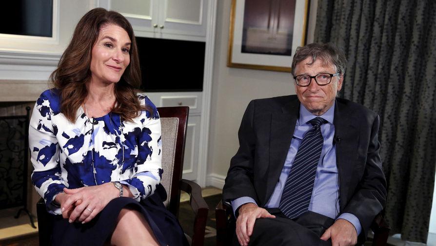 Дочь Билла Гейтса прокомментировала развод родителей