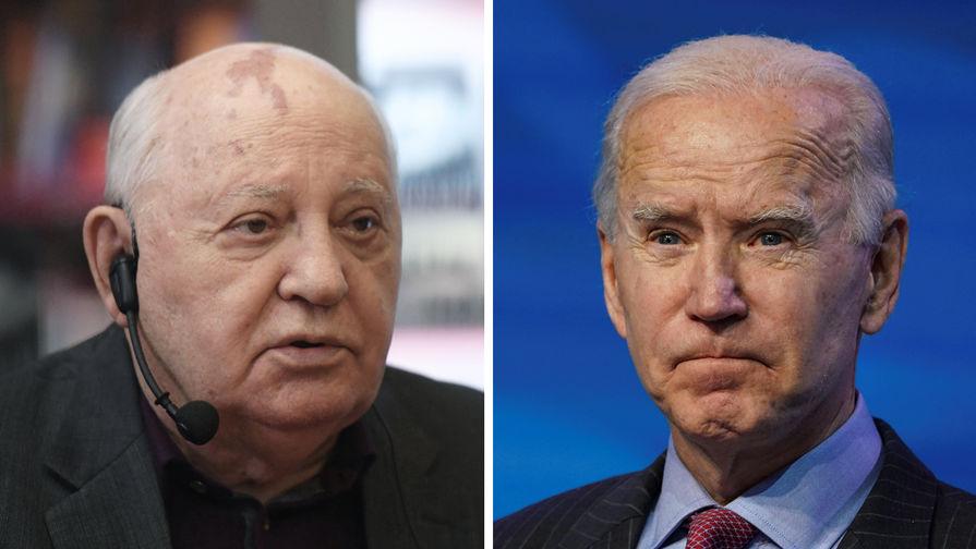 Горбачев заявил о необходимости продления СНВ-3