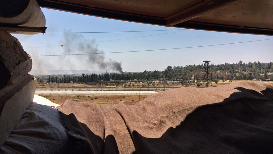 Не менее 18 человек погибли после взрыва двух мин в Сирии