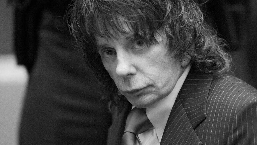 Осужденный за убийство продюсер Фил Спектор умер в Калифорнии