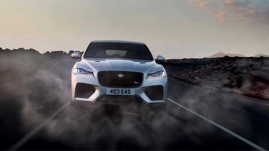 Jaguar перейдет на электромобили