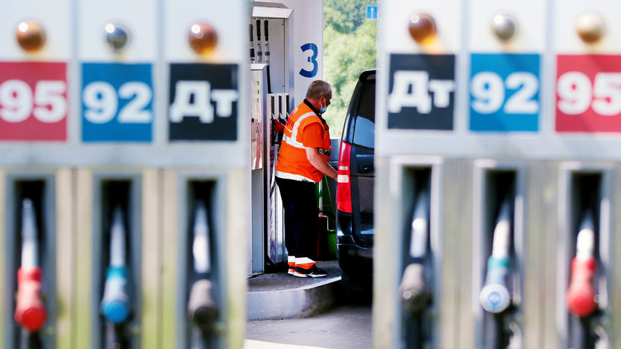 В ФАС объяснили рост цен на бензин