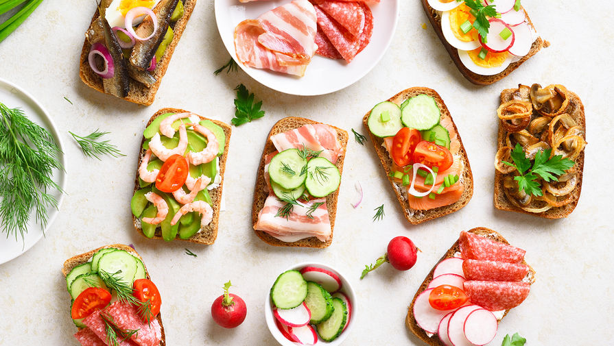 Британским водителям не дали провезти бутерброды через голландскую таможню