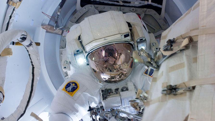 Экипаж МКС несколько раз выйдет в открытый космос в январе