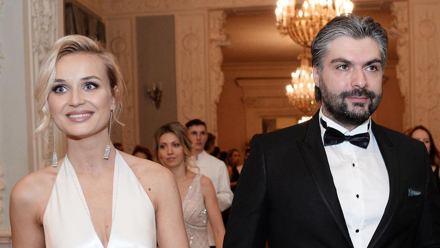 Экс-супруг Полины Гагариной усыновил ее ребенка от первого брака