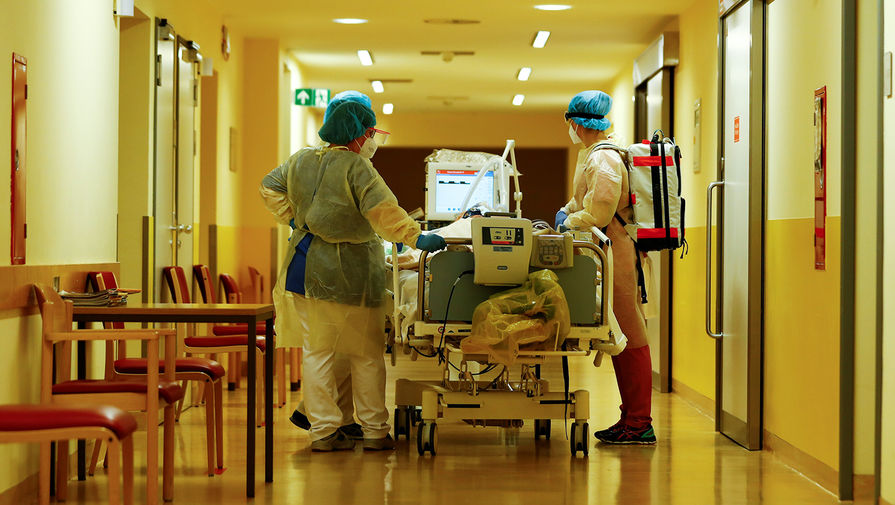 Власти Баварии во второй раз объявят режим ЧС на фоне пандемии