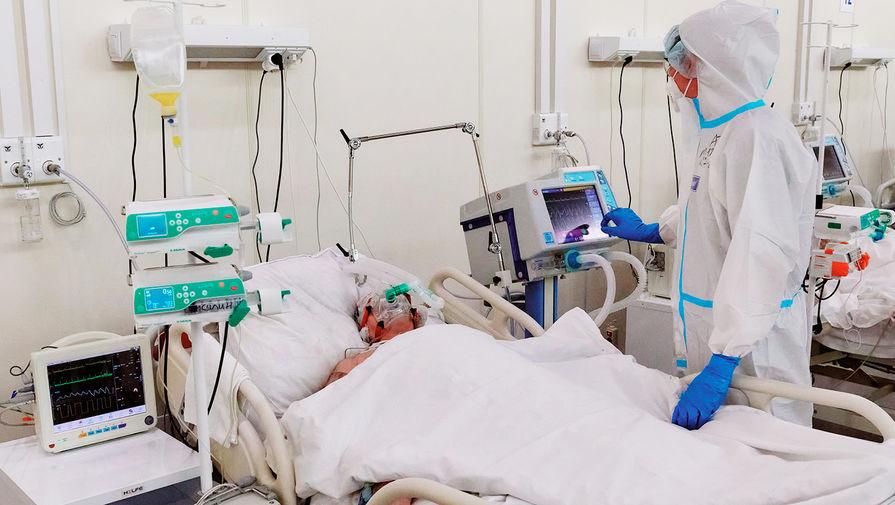 В Одинцово несколько пациентов умерли после сбоя в подаче кислорода для ИВЛ