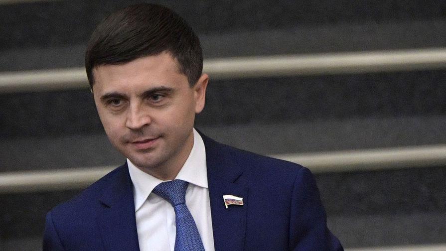 В Госдуме оценили принципы Евросоюза в отношении России