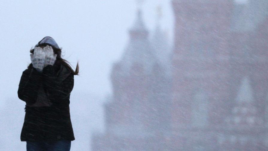 В Москве в субботу ожидается до +1°С и сильная гололедица