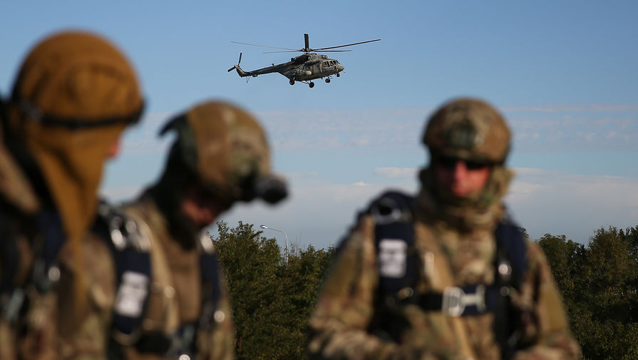 Военные учения 'Запад-2021' пройдут в сентябре 2021 года