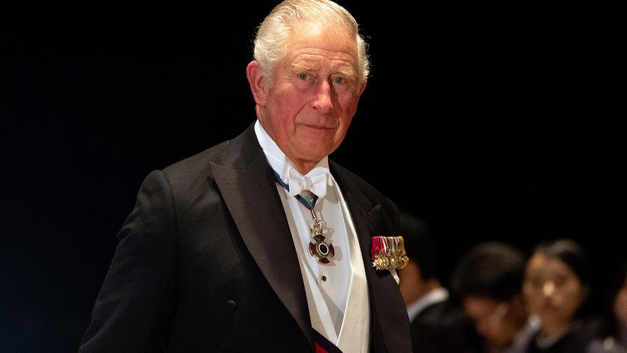 Принц Чарльз приехал в больницу к своему отцу герцогу Эдинбургскому Филиппу