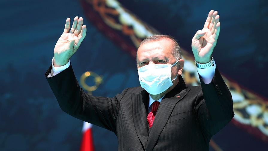 Эрдоган не будет пользоваться WhatsApp