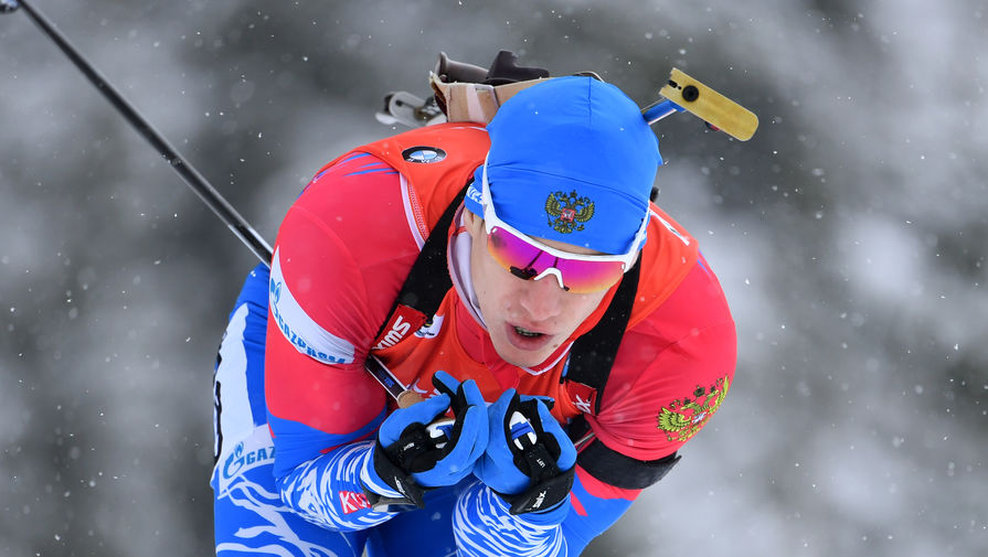 Француз Детьё выиграл спринт на Кубке мира в Нове-Место, Россия без медалей