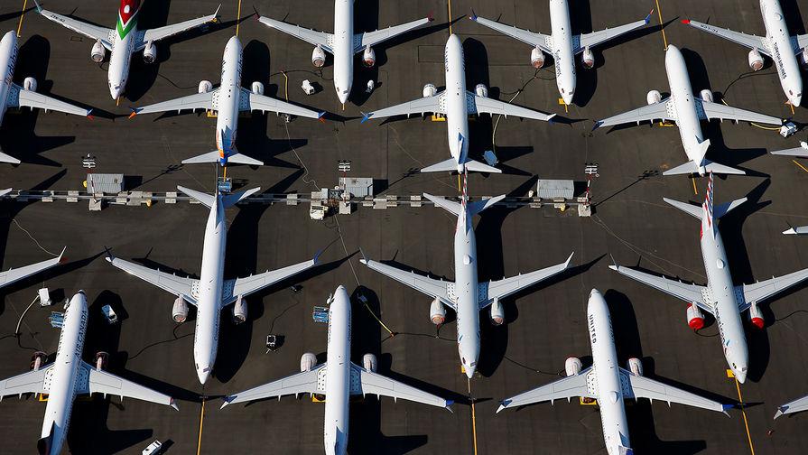 Boeing выплатит $2,5 млрд по делу о сговоре вокруг 737 Max
