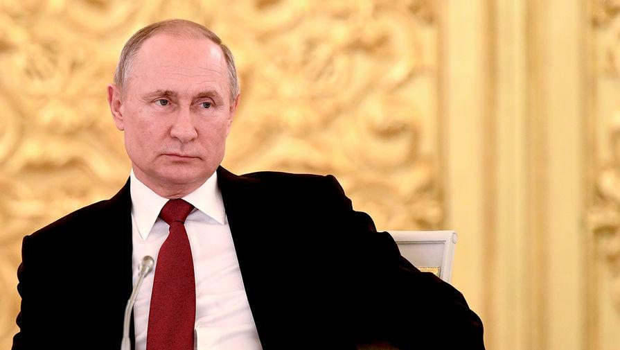 Путин прокомментировал фильм о 'дворце' в Геленджике