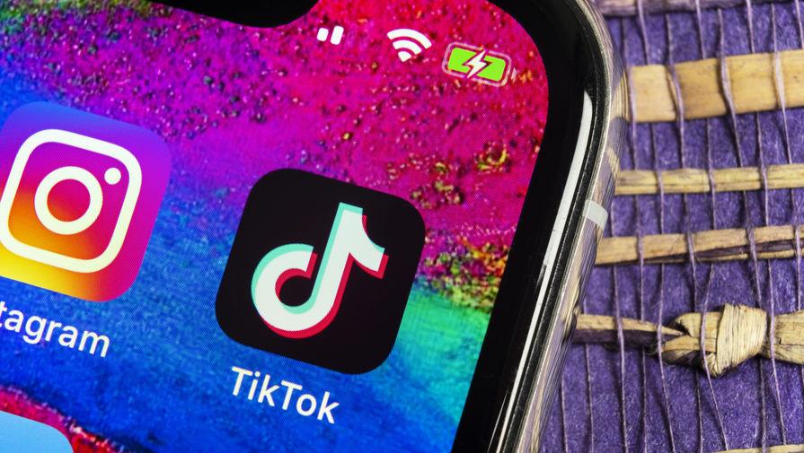 TikTok заблокировал доступ к двум аккаунтам из-за призывов к незаконным акциям