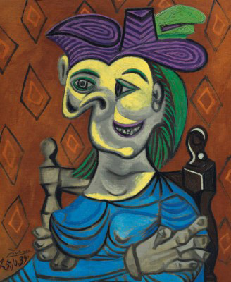 На аукционе Christie's в США с молотка ушли работы Ван Гога, Монэ и Шагала