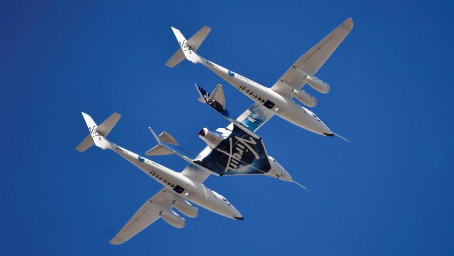Частная космическая компания провела тестовый запуск корабля с людьми на борту