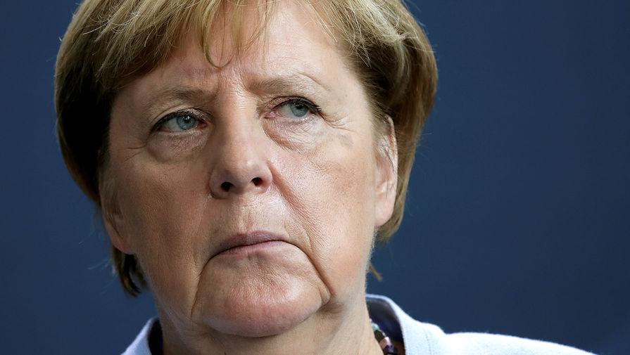 Меркель рассказала о жизни без парикмахера из-за локдауна
