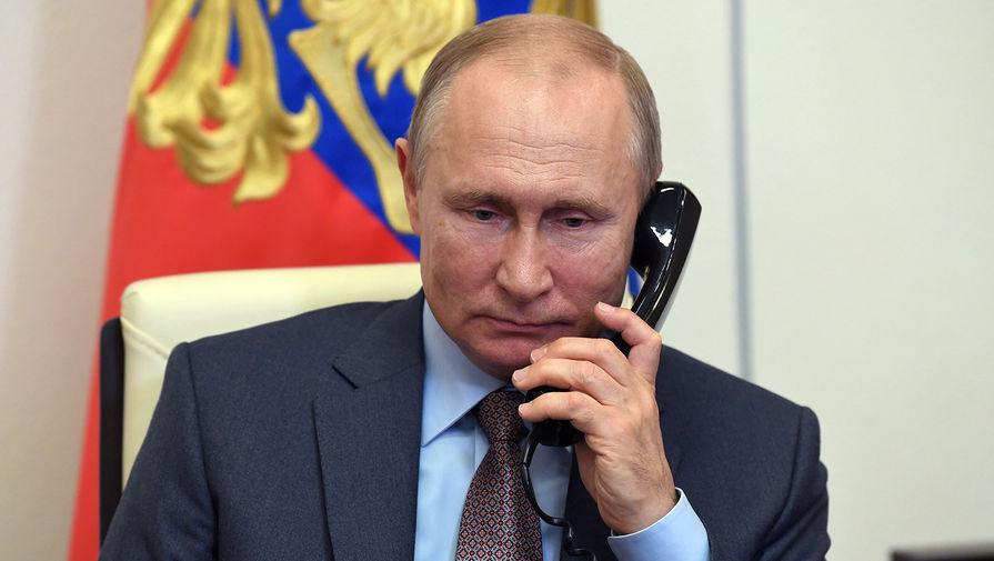 Путин рекомендовал запретить публично отождествлять СССР и нацистскую Германию