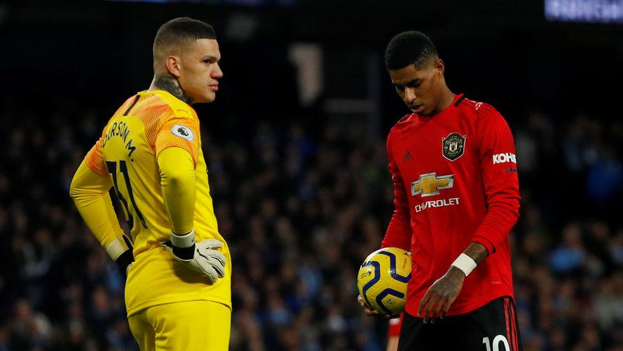 'МЮ' встретится с 'Манчестер Сити' в полуфинале Кубка лиги
