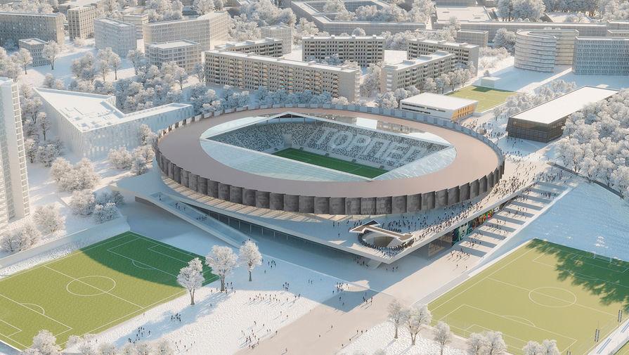 Стадион 'Торпедо' получил награду European Property Awards 2020