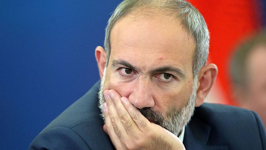 ВС Армении требуют отставки Пашиняна