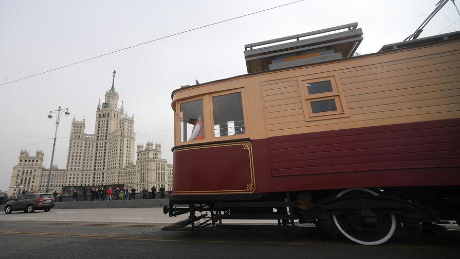 Предприятие Роскосмоса представит первый беспилотный трамвай в 2022 году