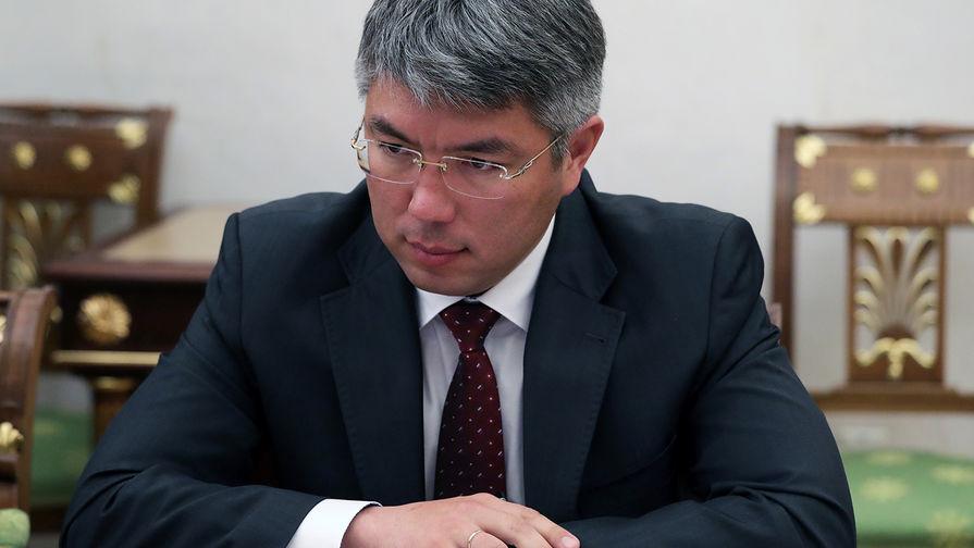 Глава Бурятии отправил в отставку министров республики