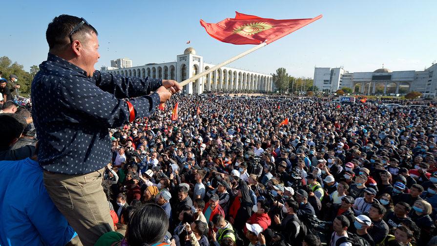 В Киргизии 11 апреля состоится референдум по проекту новой Конституции