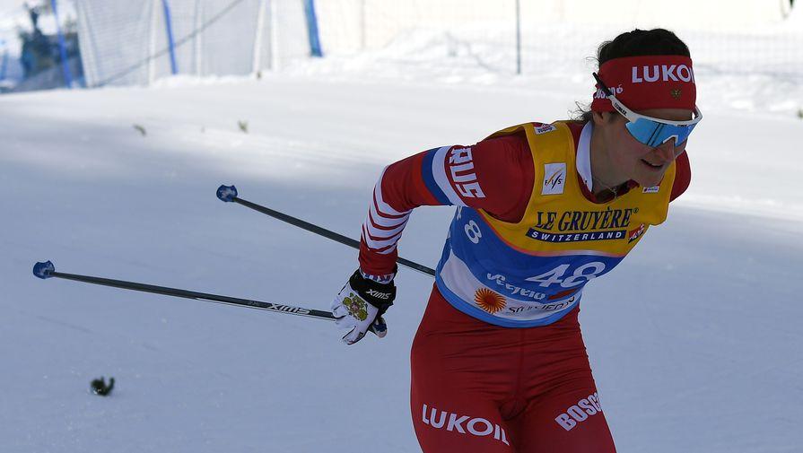 Лыжница Ступак стала третьей в пасьюте на этапе Кубка мира в Энгадине