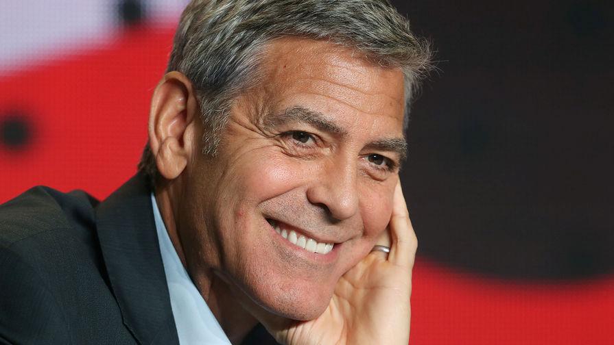 Джордж Клуни был госпитализирован после быстрого похудения
