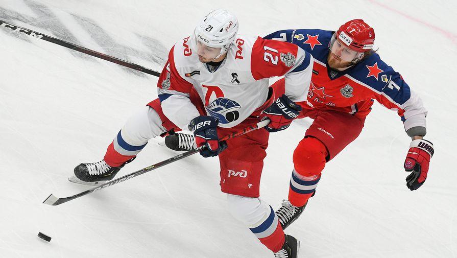 ЦСКА обыграл 'Локомотив' и вышел вперед в полуфинальной серии