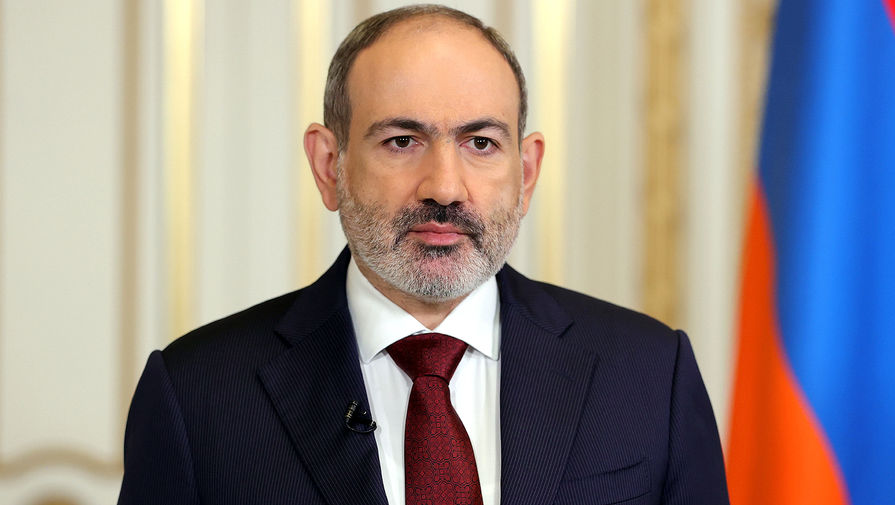 Пашинян рассказал об основании опорных пунктов российской военной базы в Армении