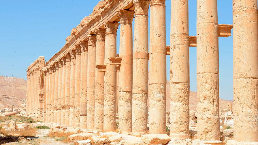 Археологии нашли неизвестный ранее науке древний порт у берегов Сирии